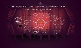 COMPETENCIAS CIUDADANAS Y LAS TIC