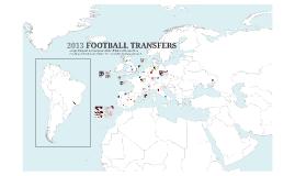 2013 Football Transfers