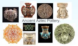 Ceramics 12 - Multicultural Ceramics Project