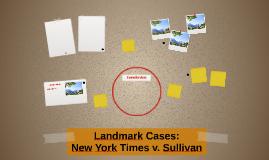 Landmark Case: