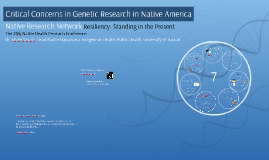 NRN Critical Concerns in Genetic Research in Native America