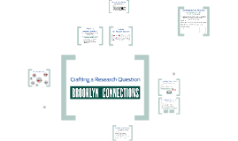 Canarsie - Crafting A Research Question