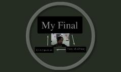 My Final