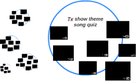 Tv show theme song quiz