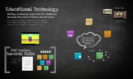 Educational Technology for Limited Resources