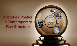 Aristotle's Poetics in Contemporary Play Structure