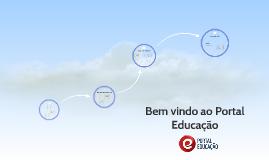 Copy of Bem vindo ao Portal Educação