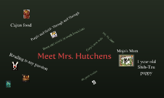 Meet Mrs. Hutchens
