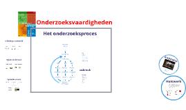 Copy of HC 1 Onderzoeksvaardigheden