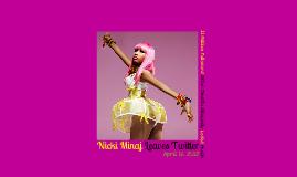 Nicki Minaj Leaves Twitter