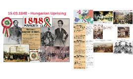 15.03.1848 - Hungarian Uprising