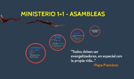 MINISTERIO 1+1