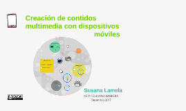 Creación de contidos multimedia con dispositivos móviles