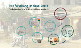 Feldforschung in Cape