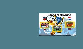 Copy of Copy of chile vs holanda