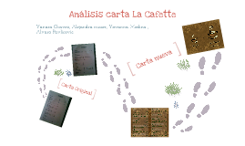 Analisis Carta La Cafette