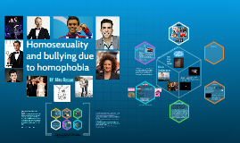 Homosexuality and bullying due to homophobia
