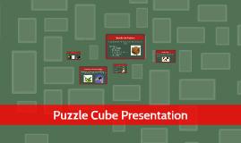 Puzzle Cube Presentation
