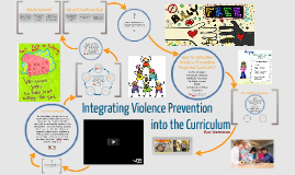 9640 - Integrating Violence Prevention into the Curriculum