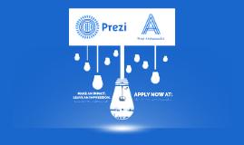 Prezi Ambassador Program Info 2015-16