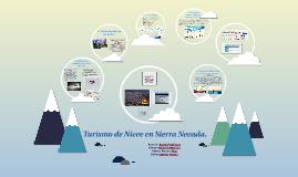 Turismo de Nieve en Sierra Nevada