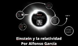 Einstein y la teoría de la relatividad especial