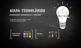 mapa tecnológico