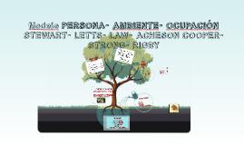 Copy of Modelo PERSONA- AMBIENTE- OCUPACIÓN