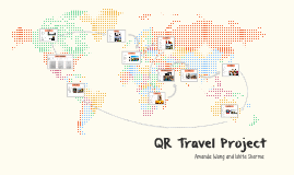 QR Travel Project