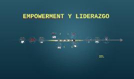 EMPOWERMENT Y LIDERAZGO