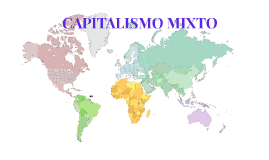Copy of CAPITALISMO MIXTO