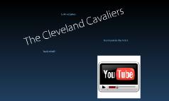 Cleveland cavs.