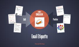 AVID Email Etiquette