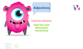 Adjectives Year 2