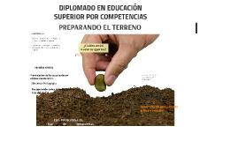 Presentación de contenidos y actividades del Módulo 1. Diplomado en Educación Virtual
