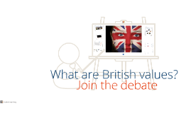 What are British values - Join the debate