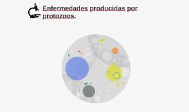 Enfermedades producidas por protozoos.