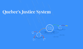 Quebec's Justice System