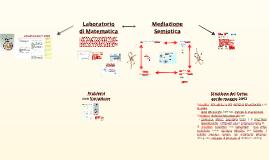 Laboratorio Matematico e Mediazione Semiotica
