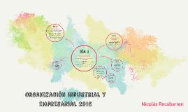 Organización Industrial y empresarial 2015