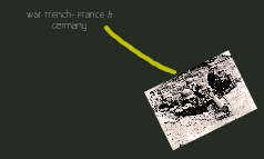War Trench- France & Germany