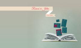 Shakespeare - Romeo és Júlia