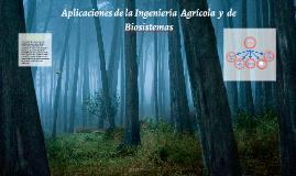 Copy of Copy of Ingenieria  Agricola  y  de  Biosistemas