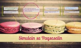Copy of Simulain sa Pagsasalin