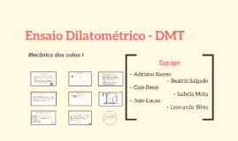 Cópia de Ensaio Dilatométrico - DMT (certo)