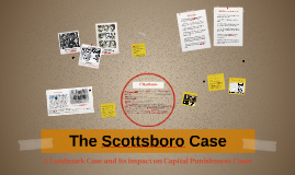 The Scottsboro Case