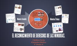 Copy of RECONOCIMIENTO DE DERECHOS DE LAS MINORÍAS.