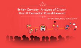 Copy of British Comedy