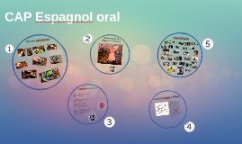 CAP Espagnol Oral