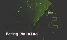 Being Makatao